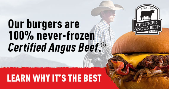 MOOYAH Featured Certified Angus Beef