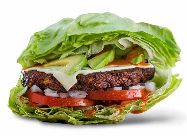 Build Your Own Veggie Burger