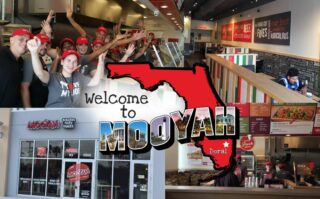 MOOYAH Opens Second Florida Location in Doral