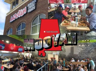 MOOYAH Opens in Tuscaloosa, AL