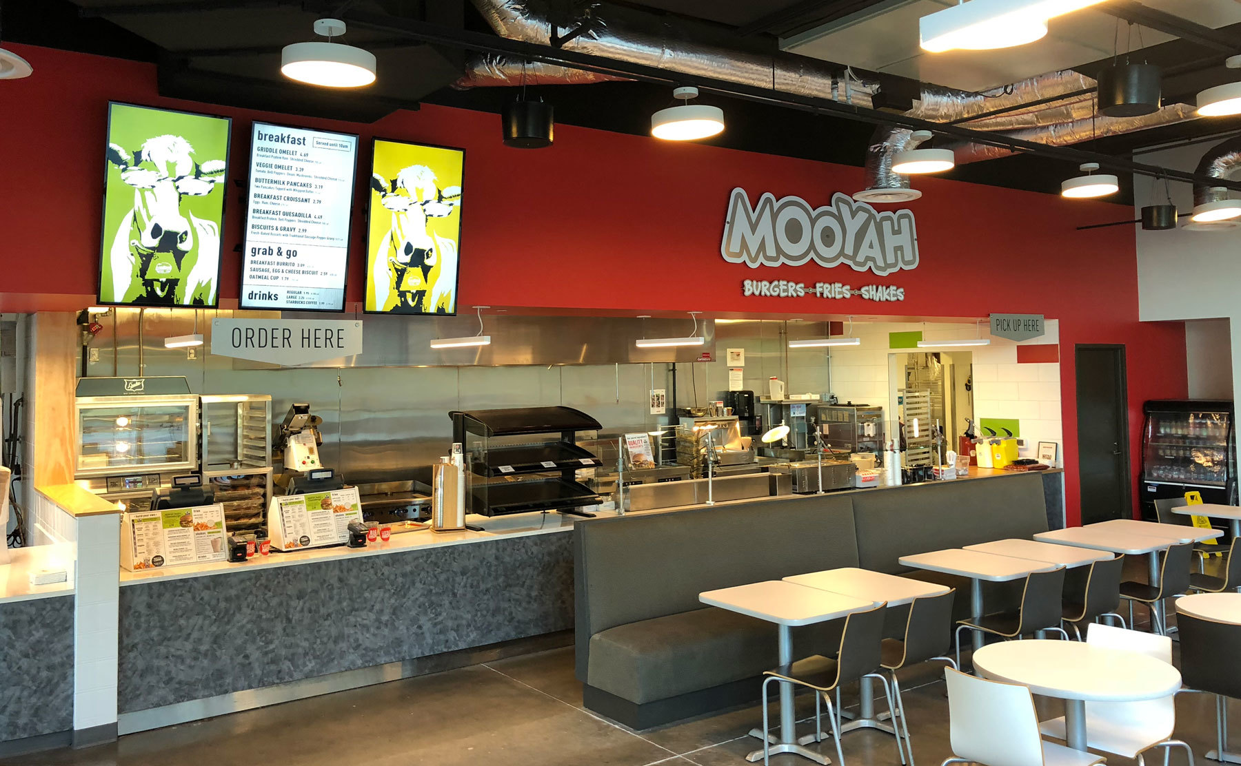 Burger Restaurants In Richardson Tx City Line Mooyah
