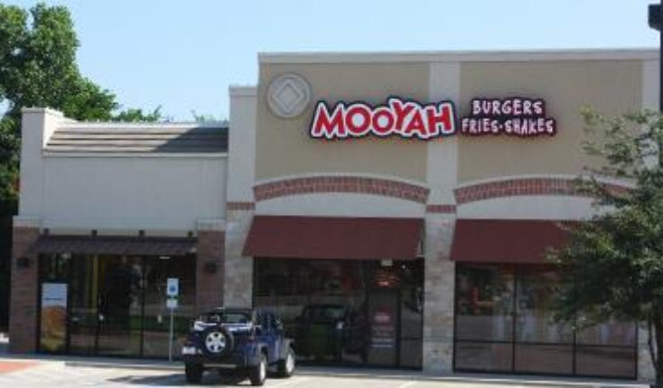 Best burger in Flower Mound - MOOYAH Burgers Fries and Shakes restaurant exterior