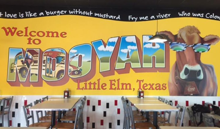 Little Elm Texas MOOYAH