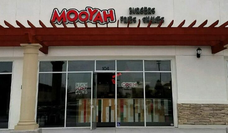 MOOYAH Glendora opens its doors at 1377 E. Gladstone St.