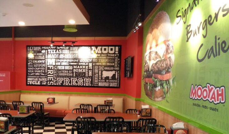 Best burgers in Qatar - Al Sadd MOOYAH Burgers Fries and Shakes