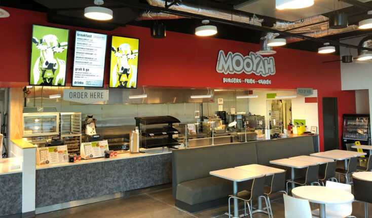 MOOYAH City Line Richardson Interior