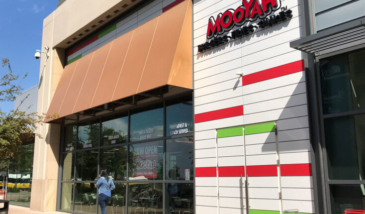 MOOYAH City Line Richardson Exterior