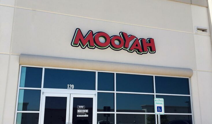 MOOYAH Corporate Headquarters Plano Texas 5212 Tennyson Pkwy
