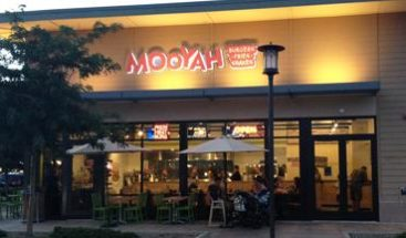 MOOYAH Westminster restaurants in the Orchard Town Center