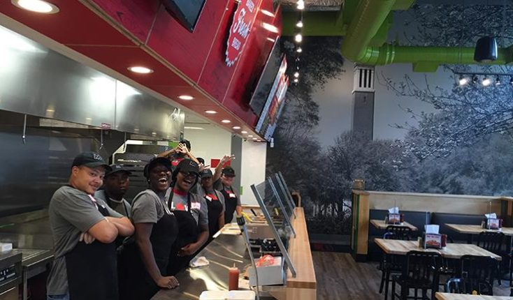 MOOYAH best restaurants in Tuscaloosa AL on University Blvd serving the best burgers in Tuscaloosa