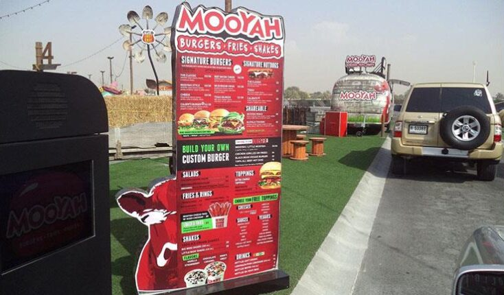 Mooyah Burgers Fries and Shakes AWG Restaurant and Cafe Open Daily