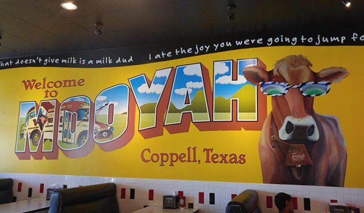 best burgers in Coppell TX MOOYAH