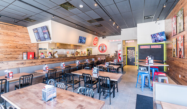 great Provo UT restaurants - best burger Provo UT