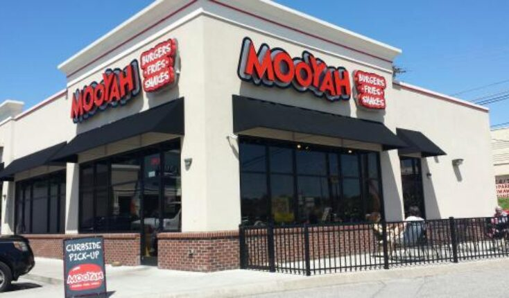 Knoxville restaurants - mooyah burgers