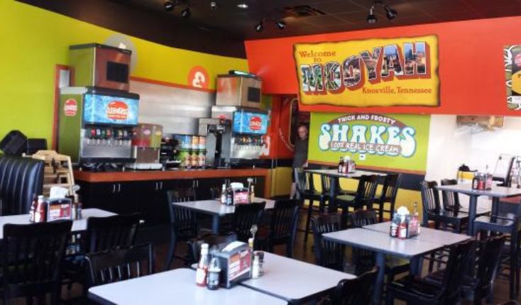 Restaurants Knoxville Tn In