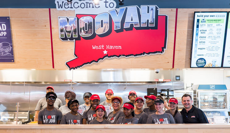 Restaurants In West Haven Ct Mooyah Burgers Fries And Shakes