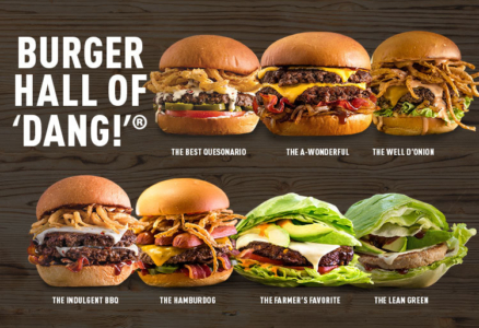MOOYAH Burger Hall Of Dang® Enjoy Past Favorites
