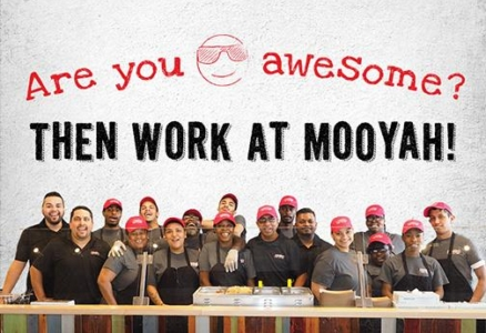 Click Here To Start Your Career At MOOYAH